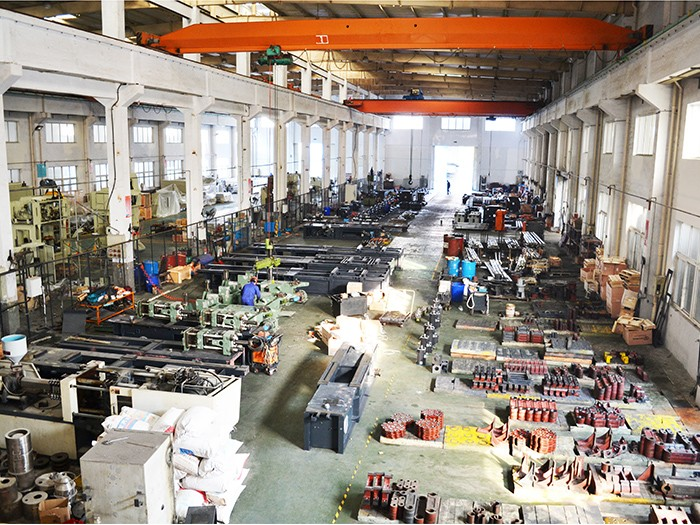 Assembly shop panoramic